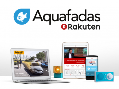 Rakuten expands B2B services with Aquafadas