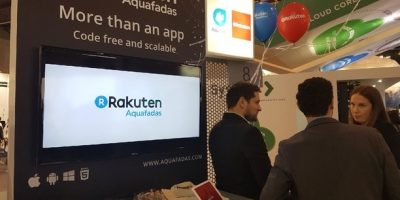 MWC 2018 : un tremplin médiatique pour Aquafadas Rakuten