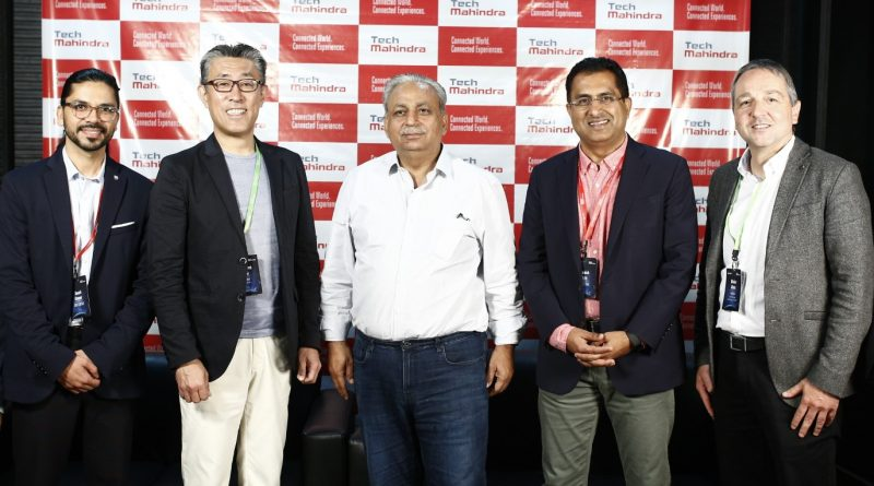 Tech mahindra partnership